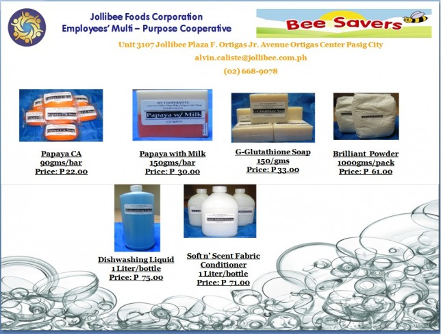 Bee Saver Products