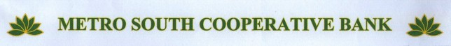Metro South Cooperative Bank (MSCB)